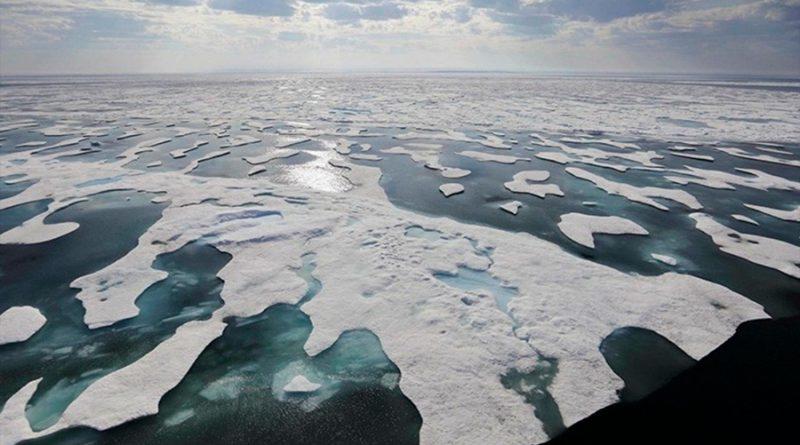 Hielo ártico se derrite dos veces más rápido de lo previsto: estudio