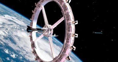 El primer hotel espacial se inaguraría en 2027: así será por dentro