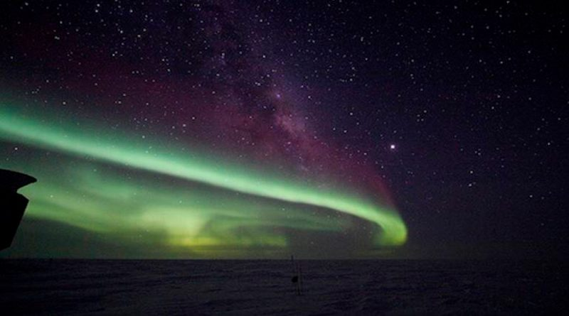 Confirman origen de auroras boreales después de 40 años