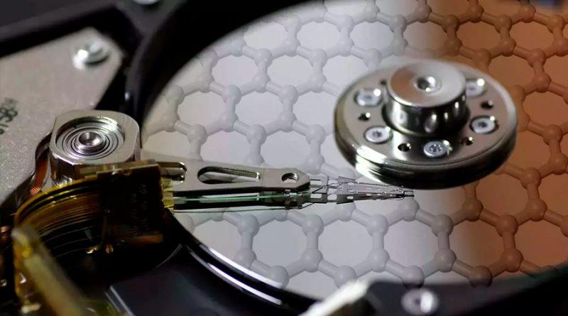 Logran discos duros de grafeno con hasta diez veces más espacio