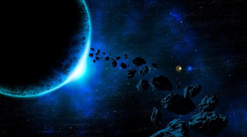Conoce las tres formas para desviar un asteroide