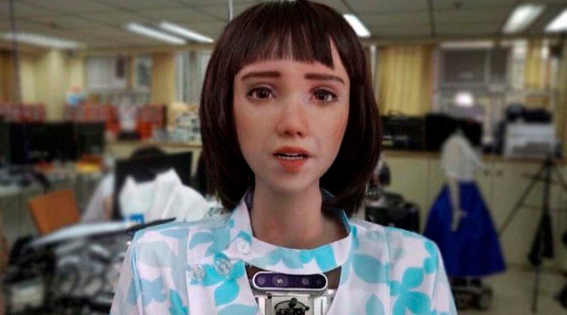 Conoce a Grace, la robot enfermera que cuida a pacientes con Covid