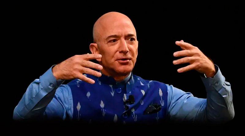 Viaje al espacio con Jeff Bezos vendido por 28 millones de dólares