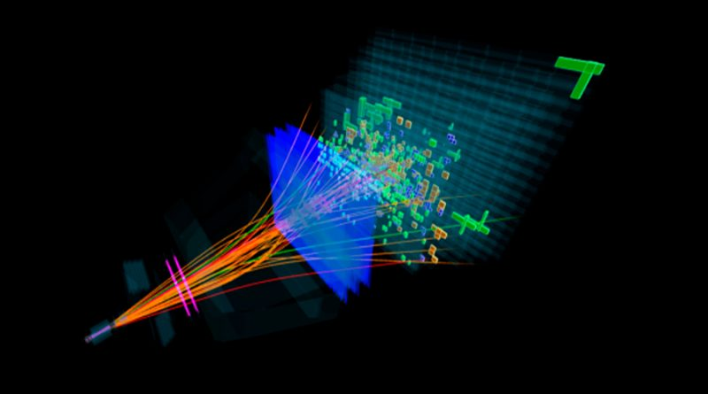 Descubren una partícula que se balancea entre la materia y la antimateria