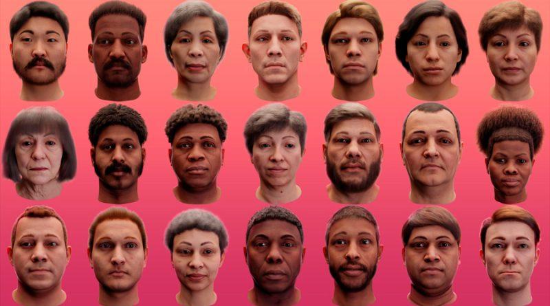 Estos humanos falsos anuncian una nueva era para la IA