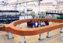 El imán más potente del mundo, listo para el reactor de fusión ITER