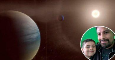 Científicos aficionados con ayuda de un niño descubren dos planetas gaseosos