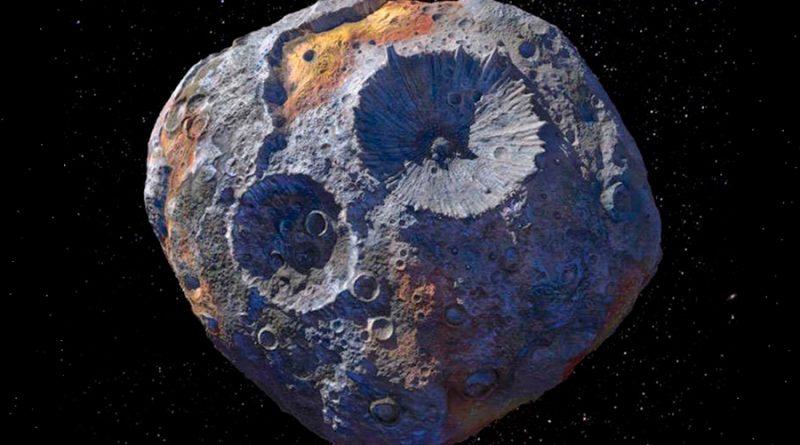 Descubren que un asteroide valuado en billones de dólares no es tan valioso como se creía