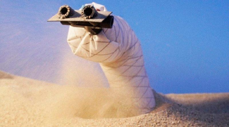 Diseñan robot en forma de 'lombriz' capaz de desplazarse por entornos subterráneos