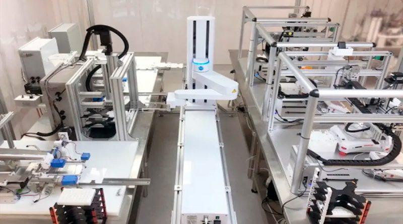 Construyen robots para expandir el acceso a terapias celulares