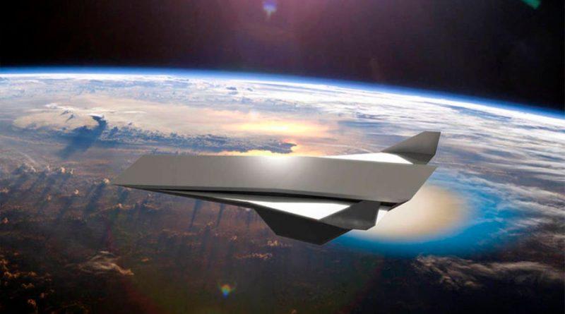 Diseñan un motor de avión para viajar a 17 veces la velocidad del sonido