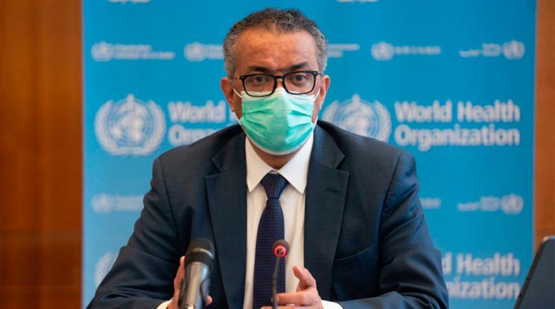 OMS: se han reducido contagios y muertes por covid-19, pero la transmisión sigue alta