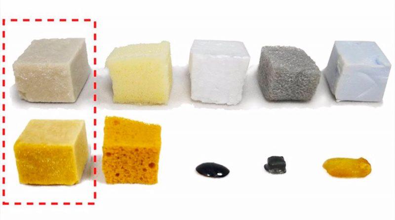 Plástico de una proteína láctea supera en resistencia al de petróleo