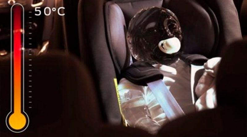 Ford desarrolla una tecnología para alertar de la presencia de niños o mascotas al salir del coche