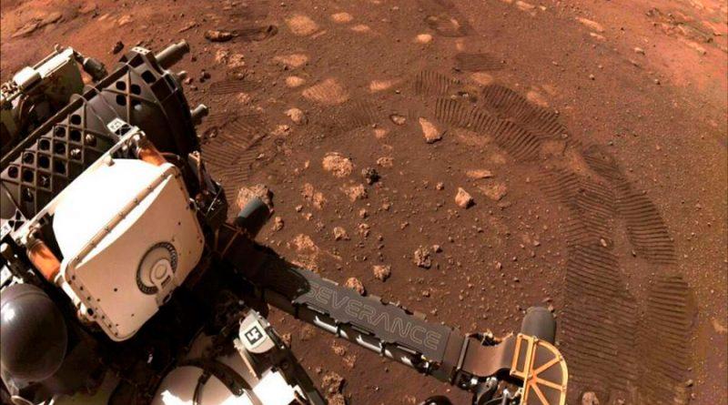 Tres cosas que Perseverance ha logrado en Marte desde que aterrizó
