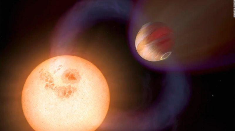 Científicos ciudadanos descubren dos nuevos planetas gaseosos