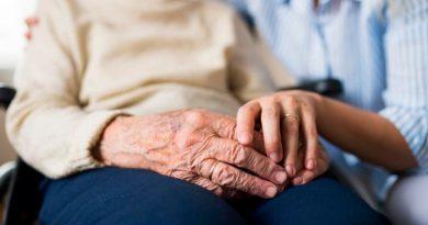 'No importa cuántos ejercicio hagamos, al final envejeceremos y moriremos'