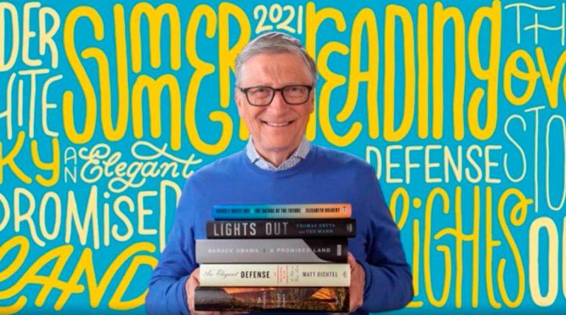 El libro que todo líder debería leer este verano según Bill Gates