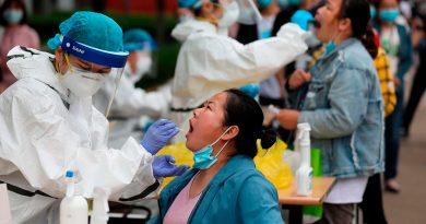 Un científico recupera muestras eliminadas por China que sitúan el coronavirus antes de la pandemia