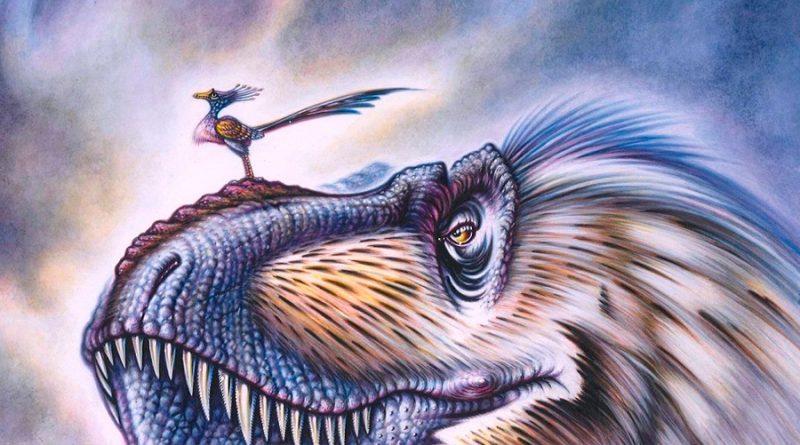 Este pequeño pájaro que vivió en la Tierra hace 120 millones de años tenía un cráneo como el de un T-Rex