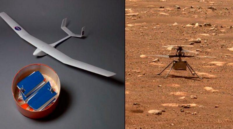 China desarrolla androides: llegarán a Marte antes que los astronautas