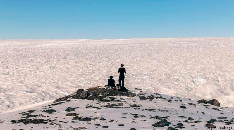 Hallan grandes cantidades de mercurio en los glaciares de Groenlandia
