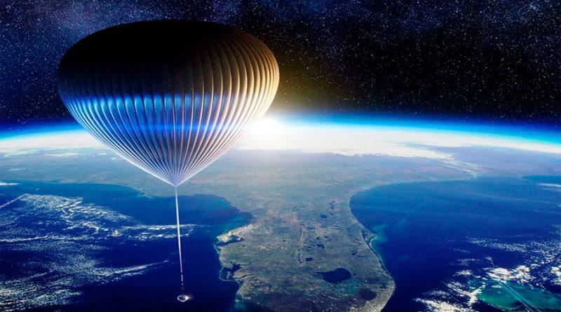 Salen a la venta los billetes para viajar a la estratosfera en una cápsula