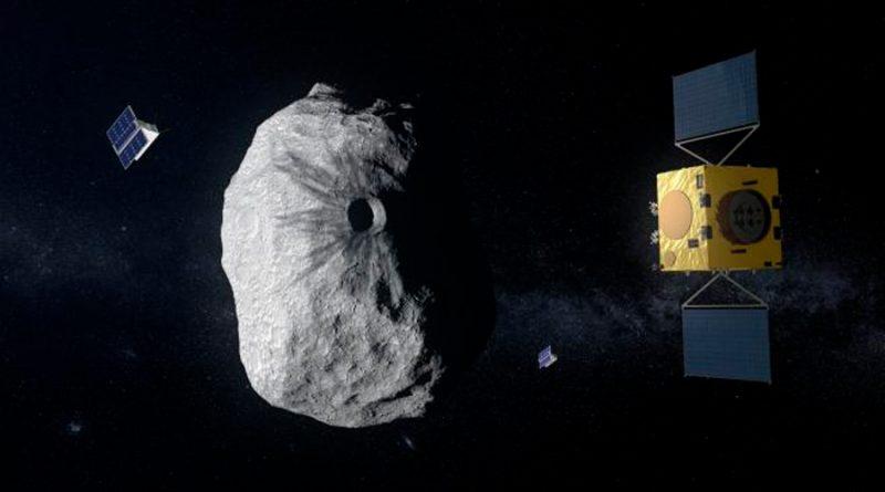 Hoy en día requerimos 5 años para tratar de desviar un asteroide ante una amenaza real