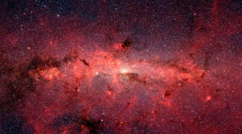 Supercomputadora de la UNAM participa con otras seis del mundo en recreación de una galaxia