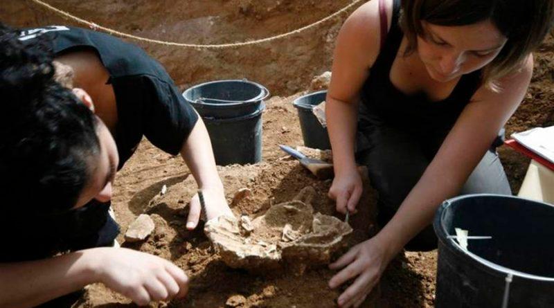 Descubren nueva especie de hombre prehistórico en Israel