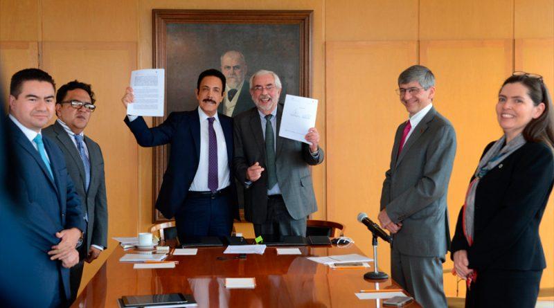 UNAM y estado de Hidalgo instalarán aceleradores de negocios biotecnológicos