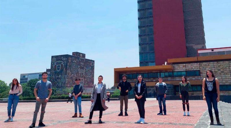 Estudiantes de la UNAM ganan viaje científico a Alemania para desarrollar sus experimentos
