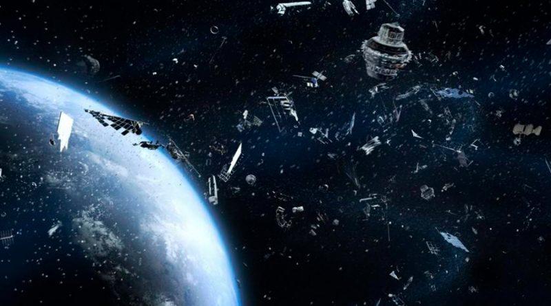 China construye un telescopio para detectar desechos orbitales
