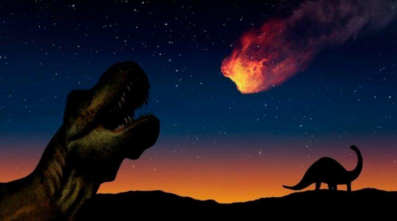 Los dinosaurios ya estaban sentenciados antes del asteroide
