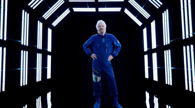 Rivalidad espacial entre millonarios: Richard Branson anuncia que irá al espacio antes que Bezos