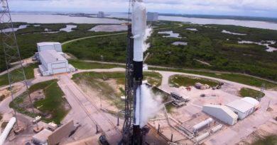 Nanosatélite mexicano llega al espacio de la mano de SpaceX