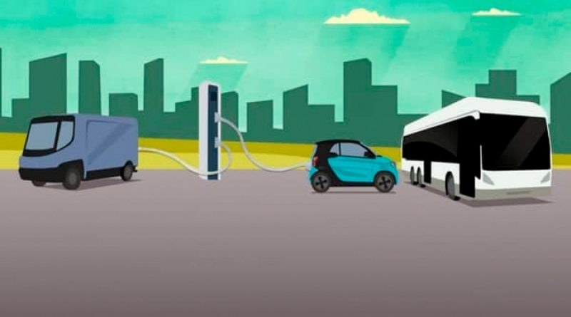 Transición hacia la electromovilidad en el transporte público