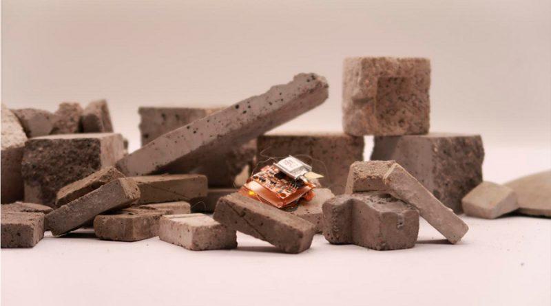 Científicos crean el mini robot más veloz y ágil hasta la fecha