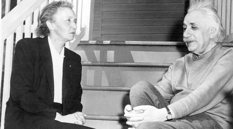 """Einstein y Marie Curie, la """"sublime y perenne"""" amistad que unió a estos gigantes de la ciencia"""