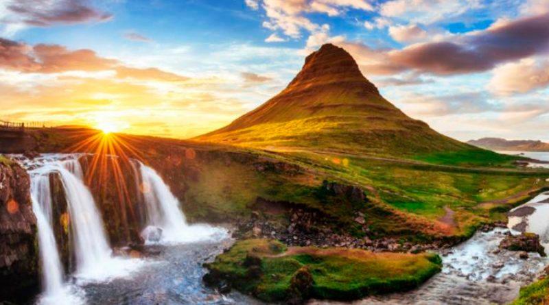Descubren un inmenso continente sumergido debajo de Islandia