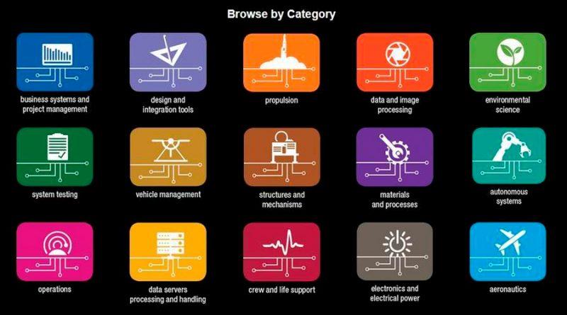 La NASA ofrece 832 aplicaciones gratuitas para descargar