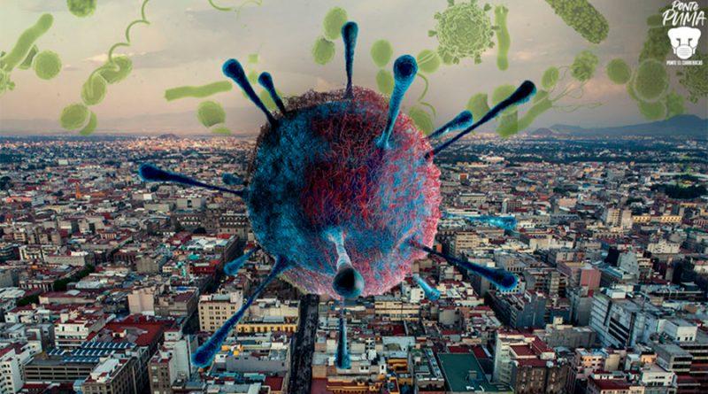 Identifican bacterias causantes de males respiratorios en el aire de la Ciudad de México