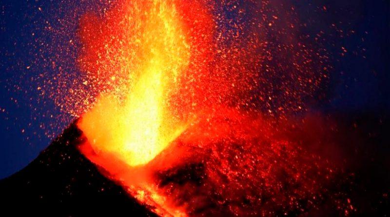 Detectan que un supervolcán movió y giró la India hace 105 millones de años