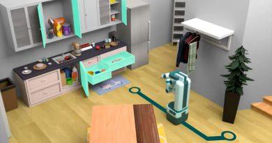 Esta tecnología de Facebook adiestra robots para que hagan todas las tareas de tu casa