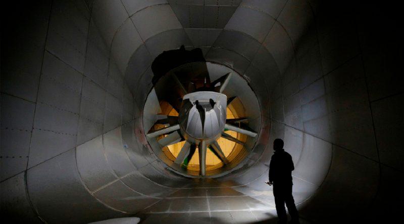 Túnel aerodinámico pone a China a la delantera en tecnologías de vuelo hipersónico