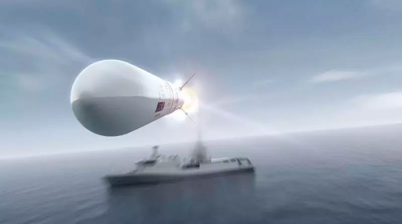 Inglaterra desarrolla unos misiles que pueden hablar entre sí