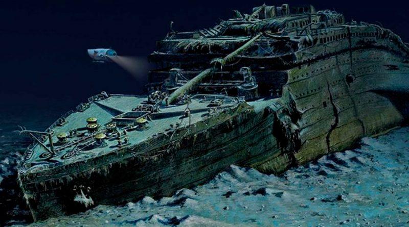 Alertan sobre deterioro de restos del Titanic
