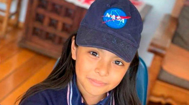 """""""Niña genio"""" de origen mexicano quiere ser astronauta y está lista para cumplir su sueño"""