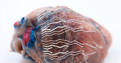 Crean tintas biológicas que sirven como biosensores y ubican la región a operar en una cirugía