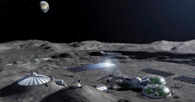 La Inteligencia Artificial identificará los mejores sitios para vivir en la Luna